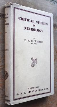 image of Critical Studies In Neurology