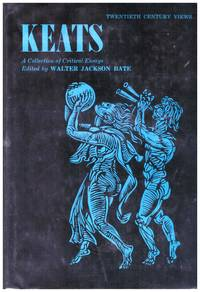 image of KEATS.  A Collection of Critical Essays.