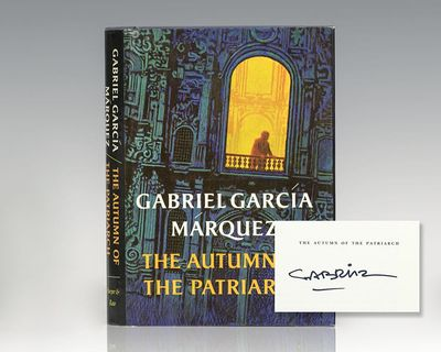 New York: Harper & Row, 1976. Early printing of Garcia Marquez's first novel after the worldwide suc...
