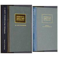 F.Scott Fitzgerald: A Descriptive Bibliography (Pittsburgh series in bibliography)