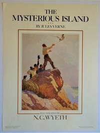 The Mysterious Island: Promotional Poster