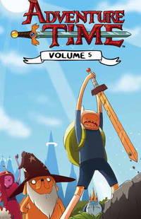 image of Adventure Time: Volume 5