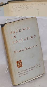 image of Freedom in education