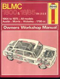 BLMC 1800 & 18/85 Workshop Manual
