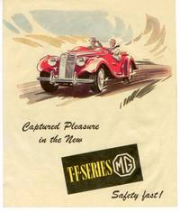 Captured Pleasure in the New T.F. Series MG