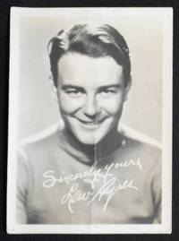 image of Lew Ayres -- Black-and-White Photograph