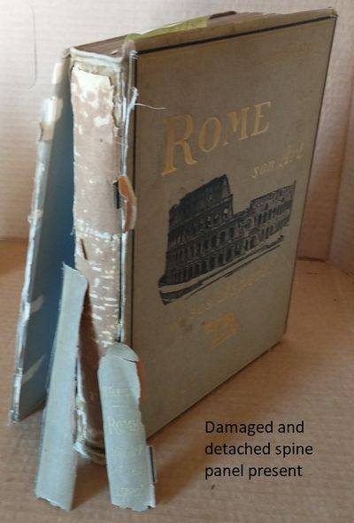 Maison Alfred Mame et Fils. Hardcover. Quarto; G+; Hardcover; Grey spine with gold text; Boards are ...