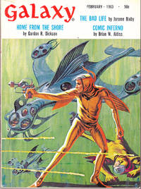 Galaxy Science Fiction Magazine, February 1963
