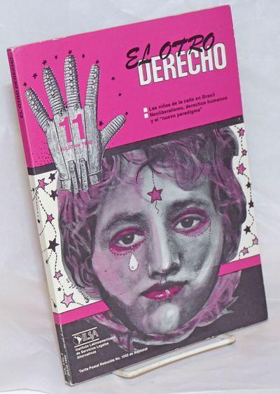 Bogota: Instituto Latinoamericano de Servicios Legales Alternativos, 1992. 125p., wraps, 6.5 x 9.25 ...