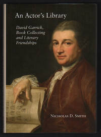An Actor's Library: David Garrick, Book Collecting and Literary Friendships