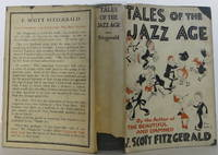 Tales of the Jazz Age by  F. Scott Fitzgerald - 1st Edition - 1922 - from Bookbid Rare Books and Biblio.com