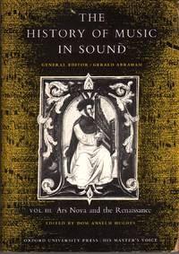 Ars Nova and the Renaissance, 1350-1540