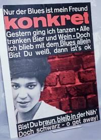 image of Konkret, 1963, Nov, No. 11 Unabhängige Zeitschrift Für Kulture und Politik