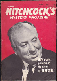 Alfred Hitchcock's Mystery Magazine (July 1971, volume 16, number 7) by James Holding; Robert Colby; Nancy Schachterle; Clark Howard; Frank Sisk; James Michael Ullman; Edward D. Hoch; John Lutz; George Antonich; W.S. Doxey; Talmage Powell; Theodore Mathieson; C.B. Gilford; Bill Pronzini - July 1971