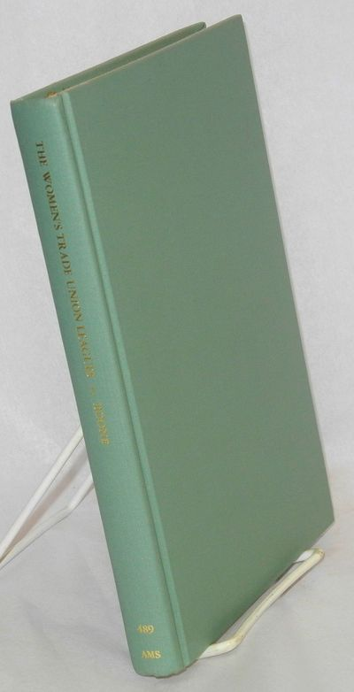 New York: AMS Press, 1968. 283p., tables, reprint of 1942 edition. Columbia University studies in th...