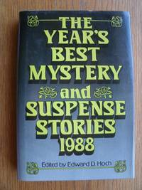 The Year's Best Mystery and Suspense Stories 1988