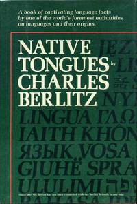 image of Native Tongues: The Book of Language Facts. Signed and inscribed by the author.