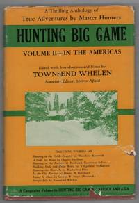 Hunting Big Game Volume II, 2 In The Americas