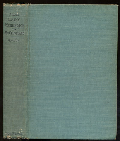 Boston: Lee and Shepard, 1888. Hardcover. Very Good. First edition. Some light foxing else very good...