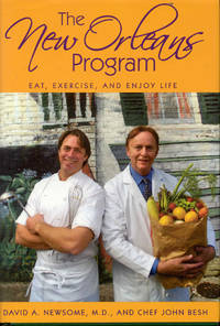 image of The New Orleans Program: Eat, Exercise, and Enjoy Life