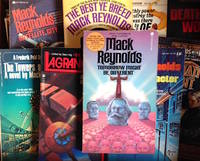 [35 different science fiction novels by the Socialist Labor Party member]