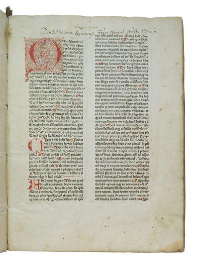 Summa theologicae pars tertia