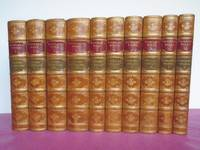 WORKS OF LORD MACAULAY (11 volumes)