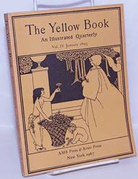 image of The Yellow Book: an illustrated quarterly; vol. 4, January 1895 [reprint edition]