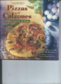 Pizzas and Calzones