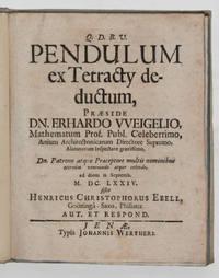 Q.D.B.V. Pendulum de Tetracty deductum
