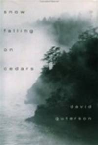 Guterson, David | Snow Falling on Cedars | Signed First Edition Copy