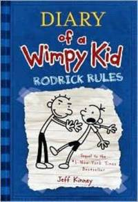 Diary of a wimpy kid. rodrick rules by  Jeff Kinney - Paperback - 2008 - from ThriftBooks (SKU: G0810988941I5N01)
