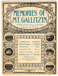CHAPEL THOUGHTS: Meditation, one of MEMORIES OF MT. GALLITZIN set of Six Characteristic Pieces...