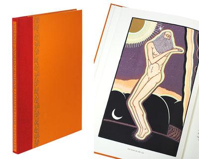 Folio. San Francisco: Book Club of California, 1976. Folio, 99 pages. Richly illuminated and illustr...