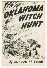 OKLAHOMA WITCH HUNT [wrapper title]