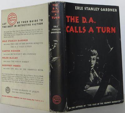 Morrow, 1944. 1st Edition. Hardcover. Near Fine/Near Fine. A near fine first edition in a near fine ...