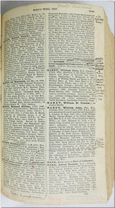 London: A. & C. Black, 1918. Very thick octavo. Original cloth. The spine covering is creased and pa...