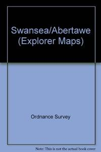 image of Swansea/Abertawe (Explorer Maps)