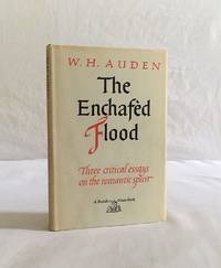 The Enchafed Flood or The Romantic Iconography of the Sea: Three Critical Essays on the Romantic Spirit.