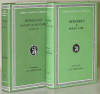 HERODIAN. IN TWO VOLUMES. VOLUMES I & II. | VOL. I. BOOKS I-IV; VOL. II. BOOKS V-VIII. (LOEB...