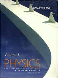 Physics For Scientist And Engineers With Modern Physics, V. 3