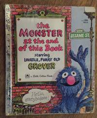 image of The Monster at the End of This Book (A Little Golden Book)