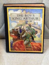 image of The Boy's King Arthur, Sir Thomas Malory's History of King Arthur and His Knights of the Round Table