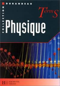 Physique Term. S