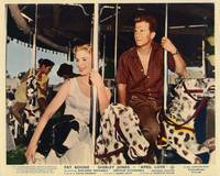 image of April Love (Collection of 7 British front-of-house cards from the 1957 film)