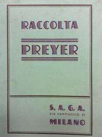 RACCOLTA PREYER.