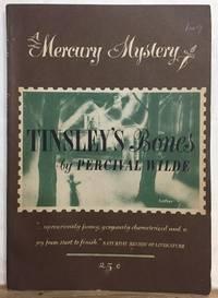 Tinsley's Bones, A Mercury Book Number 83