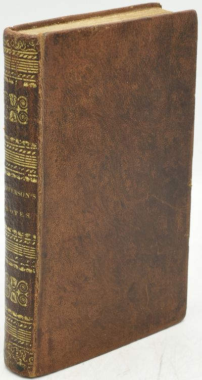 Boston: Wells and Lilly, 1829. Full Leather. Very Good binding. 12mo.; in full mottled calf, with el...