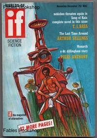 WORLDS OF IF SCIENCE FICTION.
