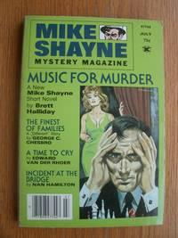 image of Mike Shayne Mystery Magazine July 1977 Vol. 41 No. 1